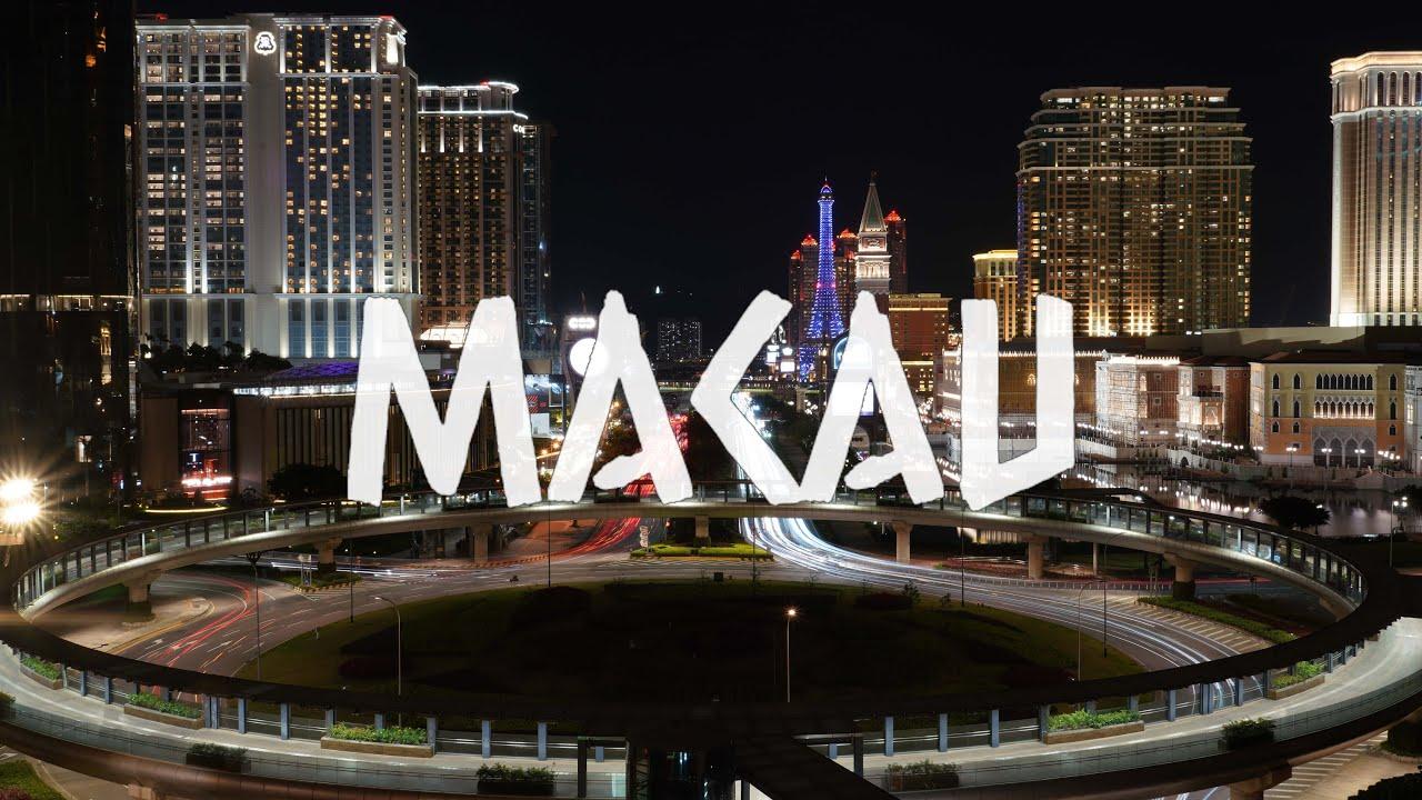 Macau - Las Vegas Ala Asia