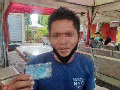 Penangkapan Pelaku Judi Togel Di Terminal Bus Kalideres