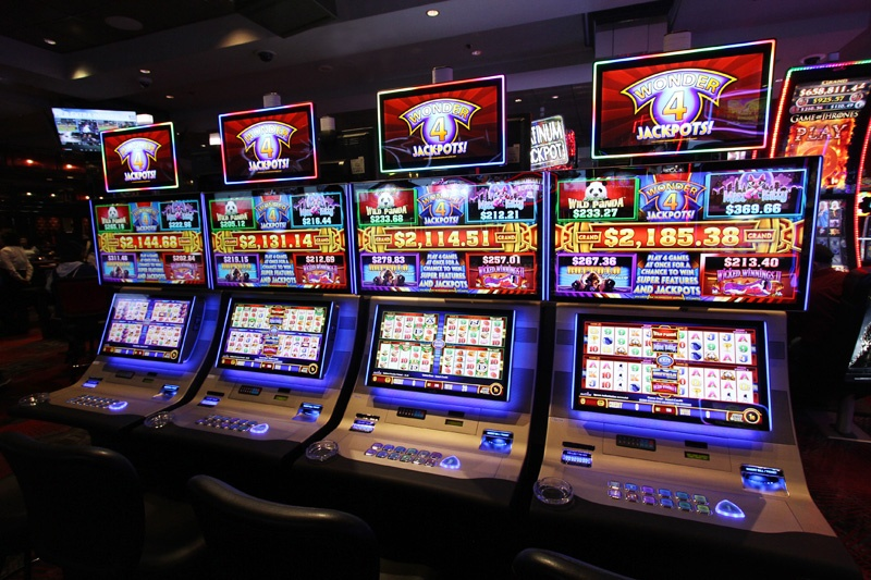 The Best Slot Machines
